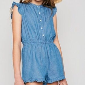 Other - New ruffle romper